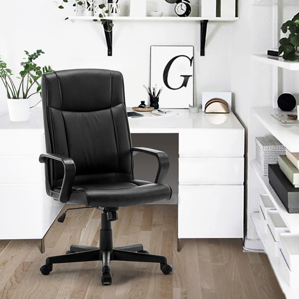 Toulouse Ajdy Middle Office Chair Office Chair Study Room Furnitureoutlet